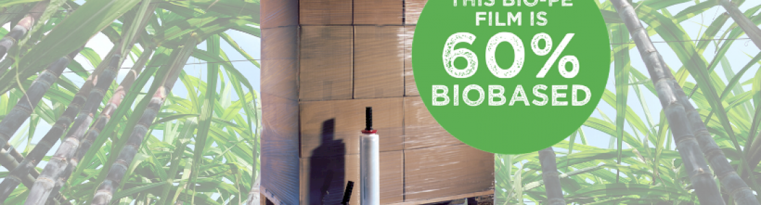 biobasierte Stretchfolie