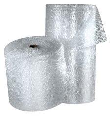 2 Rol./200 m Luftpolsterfolie 60 cm 60 cm, 9,5 mm, 2-lagig, 30% recycelt