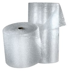 3 Rol./200 m Luftpolsterfolie 50 cm 50 cm, 9,5 mm, 2-lagig, 30% recycelt