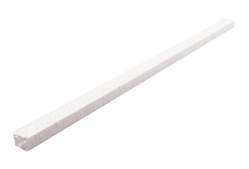 Strook polystyreen 1295x25x18mm airpop 60/15