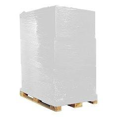 Karton à 6 Rollen. Handstretchfolie, 50 cm x 300 m 20 my weiß, Kern 50 mm