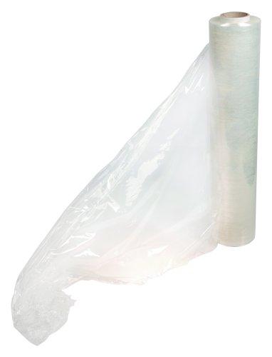Handstretchfolie 50cmx300mtr Bio-PE transparant, 20my, rek 150%