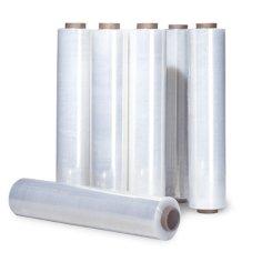 Handstretchfolie LDPE 50cmx300mtr 12my transparent, Kern 50mm