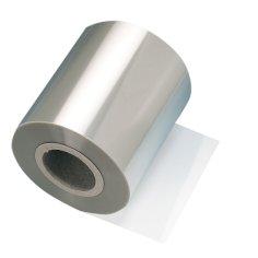 Schrumpffolie LDPE, 400 cm 200 my transparent, zurückgefaltet auf 100cm, biaxial