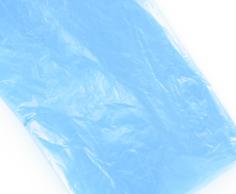 Vel HDPE 98x98cm blauw 10my