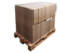Tophoes LDPE 100x120x30cm transparant, 50my