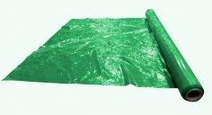 50 Tüten LDPE, 1100 x 2300 mm 50 my grün Matratzenhülle für 1 Person