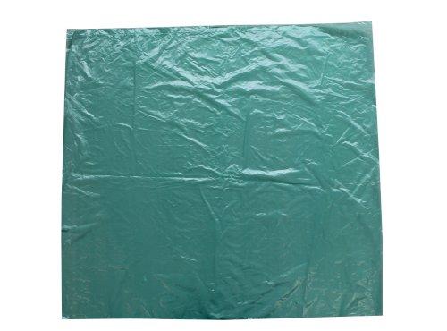 Zak HDPE 40x37cm groen 12my
