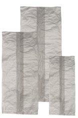 Sachets poly HDPE 37/6x60cm 15my transparent