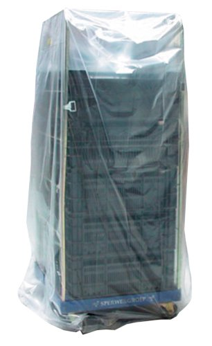 Containerhoes LDPE 100/30x190cm 17my transparant