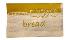 Broodjeszak gebleekt kraft 4 pnd 16/5x40cm 45grs De Luxe (Bread)
