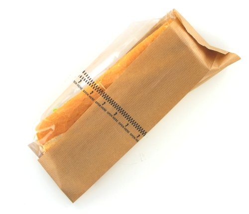 Ritzbag vensterzak groot 11/3x34cm voor belegde broodjes