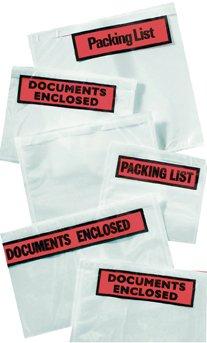Paklijst envelop 235x125mm (A8) standaard