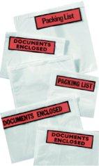 Paklijst envelop 175x125mm (A6) standaard