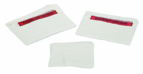 Paklijst envelop C5 240x162.5+22.5mm