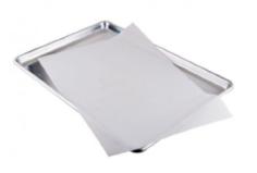Vel siliconenpapier 39grs 40x60cm Multibake wit, tweezijdig gesiliconeerd