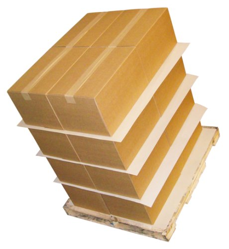 Anti slip papier 77x117cm 2 zijden gecoat bruin