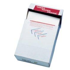 Meatsaverpapier 20x30cm wit