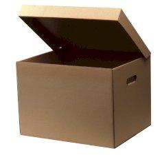 25 Archivboxes 400x325x290mm B-Welle