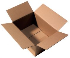 Boîte carton ondulé 370x300x360mm ondulé BC F0201