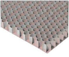 352 Wabenplatten, 700 x 150 x 25 mm CT3HLA