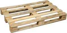Palette Holz, 800x1200 mm neu