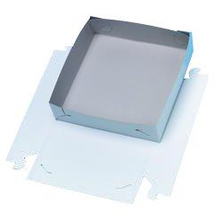 Voerplaat 45x45x4.5cm grijs/grijs
