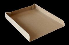 Zakschuivers paraat 2 pnd laag Kraft (100%) 18x13x2cm 290grs