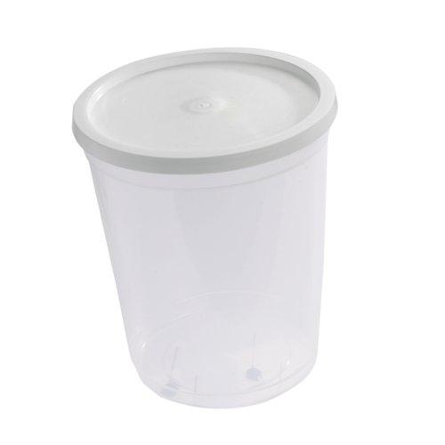 Soepbeker PP 1ltr spuitgiet transparant