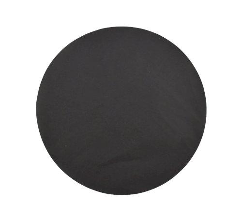 Voedselveilig papier Ø33cm zwart tbv houten serveerbord 453213