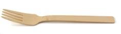 Vork bamboe 17cm hittebestendig tot 85°C