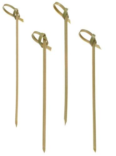 Knoopprikker bamboe 10cm
