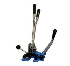 Combi span zegeltang voor 12-13mm (tbv kunststof omsnoeringsband)