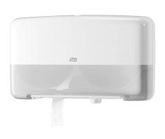 Tork dispenser Twin Minijumbo Toiletroll wit