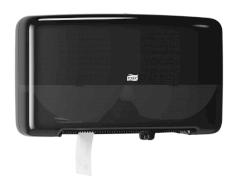 Tork dispenser Twin Minijumbo Toiletroll zwart