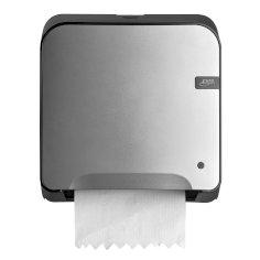 Euro zw. RVS Quartz mini matic XL voor handdoekrollen 682135, 682136