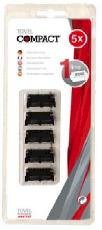 Inktrollen tbv Tovel Entry Compact ALL COLOURS 1 regel (code rood)