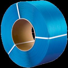 Omsnoeringsband PP blauw 9x0.63mm kern 200mm