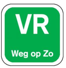 Etikett HACCP VRY weg op ZO