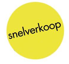 Etiketten 35mm rond geel SNELVERKOOP