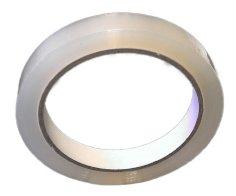 Tape PP 15mmx66mtr transparant acryl belijming