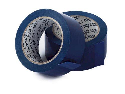 Tape PVC 48mmx66mtr 34my blauw