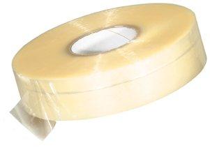 Tape PP 50mmx660mtr 46my transparant solvent belijming, tesa 4089