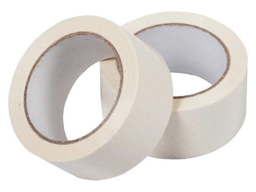Tape PP 48mmx66mtr wit 25my Royal Tack