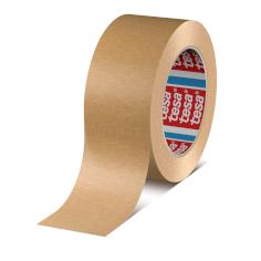 Papier tape 50mmx50mtr FSC eco rubber belijming, tesa 4713