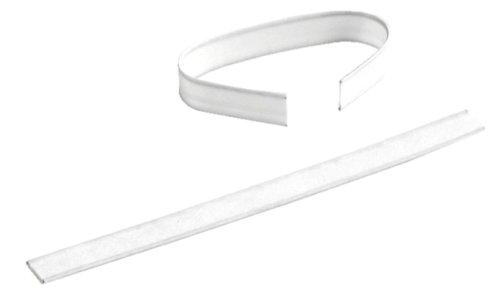 Clipband papier 100mm wit (wikkelstrips)