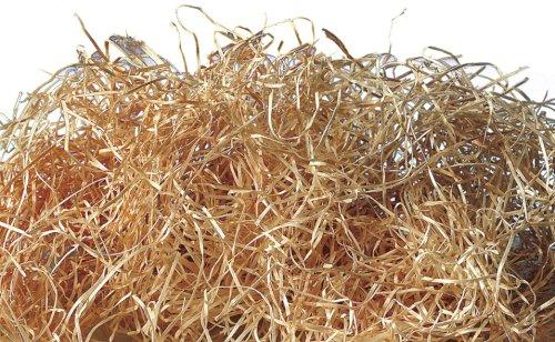 Ca. 40kg houtwol fijn kwaliteit