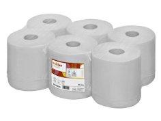 Roul. de nettoyage Satino Smart 20cmx300m 1 pli blanc