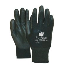 Handschuh PU-Flex schwarz Gr. L pro Paar