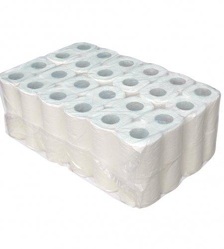 Toiletpapier CEL 2-lgs wit